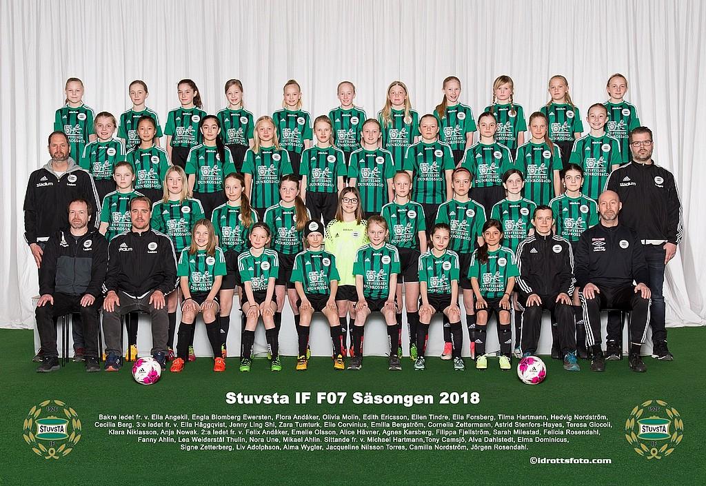 Vi är idagsläget 42 tjejer i truppen som deltar med tre lag i S T Eriks  cupen där vi har lag i svår 468672c77bba6