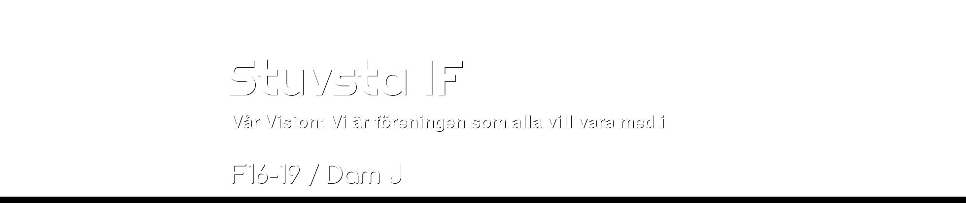 Stuvsta Idrottsförening - F 05 2fc17210d8069